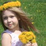Little girl — Stock Photo #1119229