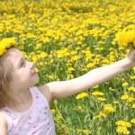 Little girl — Stock Photo #1119246