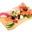 Japanese cookery - Stock Photo