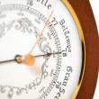 Royalty-Free Stock Photo: Italian barometer