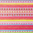 Stock Photo: Colorful textile background
