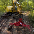 Working in the forest — Stock Photo #1051461