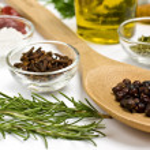 Closeup spices — Stock Photo #1051474