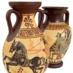 Greek vase — Stock Photo