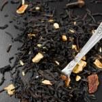 foglie di tè — Foto Stock