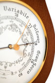Italian barometer — Stock Photo