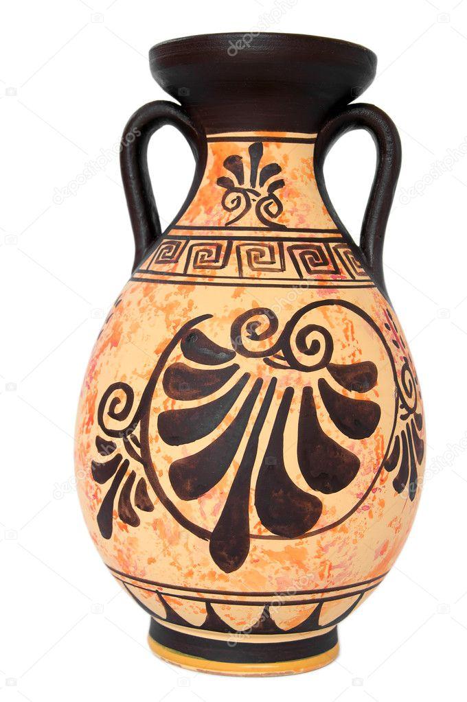 Greece Vase Vase And Cellar Image Avorcor