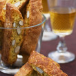 Cantucci closeup - Stock Photo