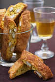 Cantucci closeup — Stock Photo