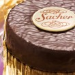 Stock Photo: Sacher Torte