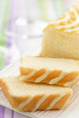 Lemon Cake — Stockfoto