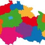 Czech Republic — Stock Vector