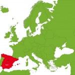 Spain — Stock Vector #1173629