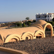 Bedouin building — Stockfoto