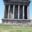 Front of temple Garni — Stock Photo