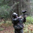 Stock Photo: Paintball
