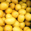 Royalty-Free Stock Photo: Lemons in a box