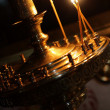 Burning candle — Stock Photo #1051997