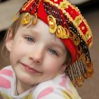 Stock Photo: Girl in skullcap