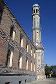 The minaret — Stock Photo
