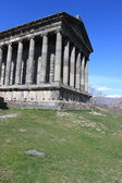 The fortress of Garni — Stock Photo