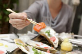 Kawałek tuńczyka — Zdjęcie stockowe