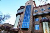 Building in Tashkent — Stock Photo