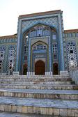 Voorkant van de moskee — Stockfoto