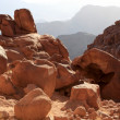 Stock Photo: Mount Sinai at sunrise