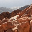 Stock Photo: Mount Sinai Moses Mountain