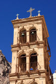 Tower of The Monastery of St. Catherine — Stock Photo