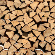 Royalty-Free Stock Photo: The logs