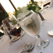 Water and wine — Stockfoto