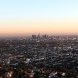 Sunset in Los Angeles — Stock Photo