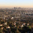 Los Angeles scene - Stock Photo