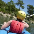 The rafting — Stock Photo #1088350