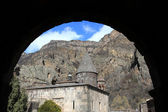 Geghard Monastery — Stock Photo