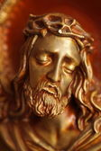 Icon of Jesus — Stock Photo
