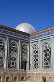 Wall of mosque — Stock Photo