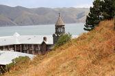 Armenian monastery — Stock Photo