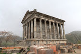 Garni hellenistic temple — Stock Photo
