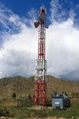 Base transceiver station — Stock Photo