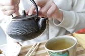 Chinese tea — Stock Photo