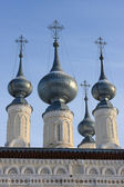 Cupola of church in Suzdal — Stock Photo