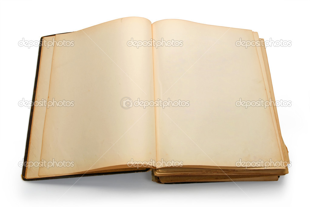 Twitter Page Blank Book With Blank Pages