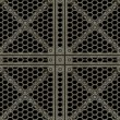 Royalty-Free Stock Photo: Lattice, With Clipping Path