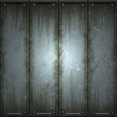 Textur aus metall — Stockfoto