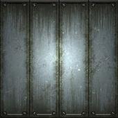 Trama di metallo — Foto Stock