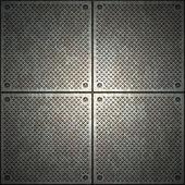 Konsistens av metall — Stockfoto