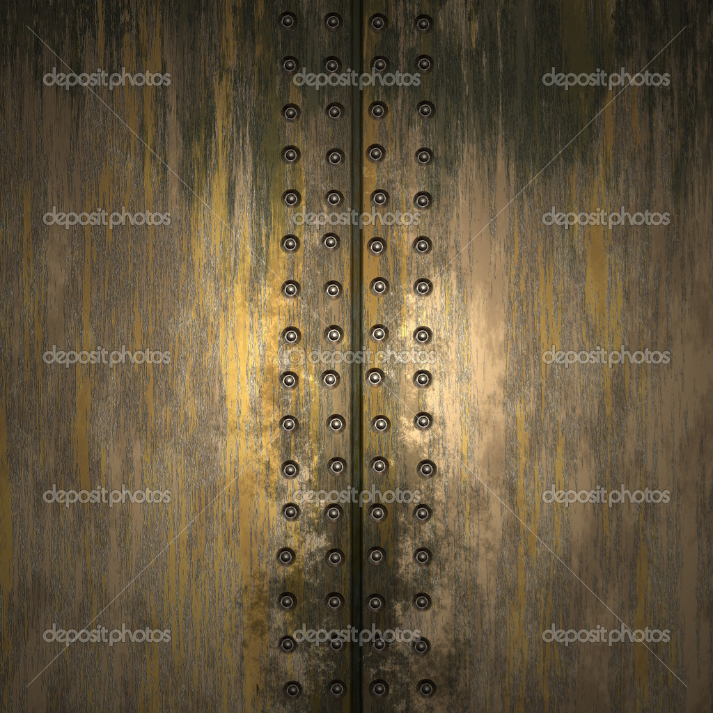 Texture of metal  — Stock Photo #1164268